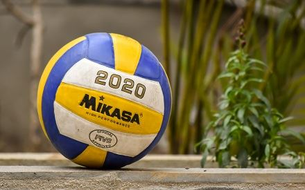 Volleyball for Girls Grades 5/6